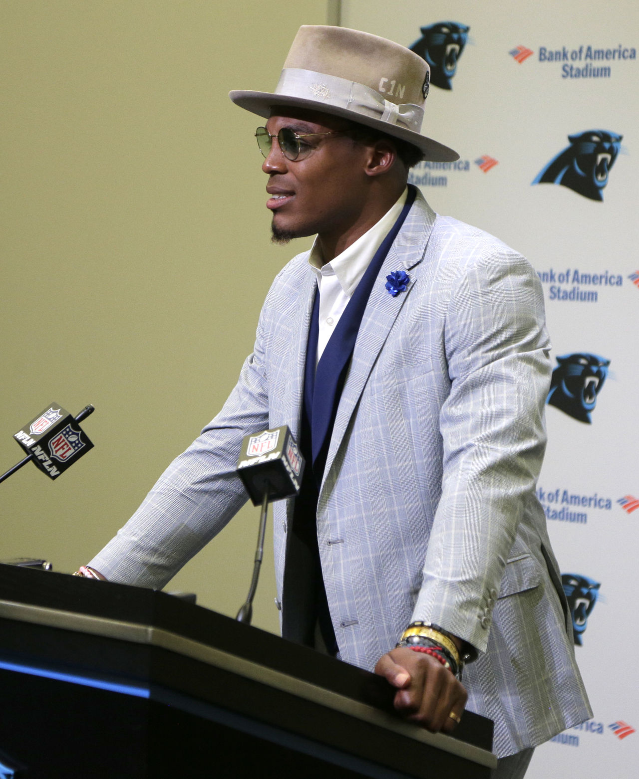 Cam Newton launches MADE Cam Newton men s clothing line 11
