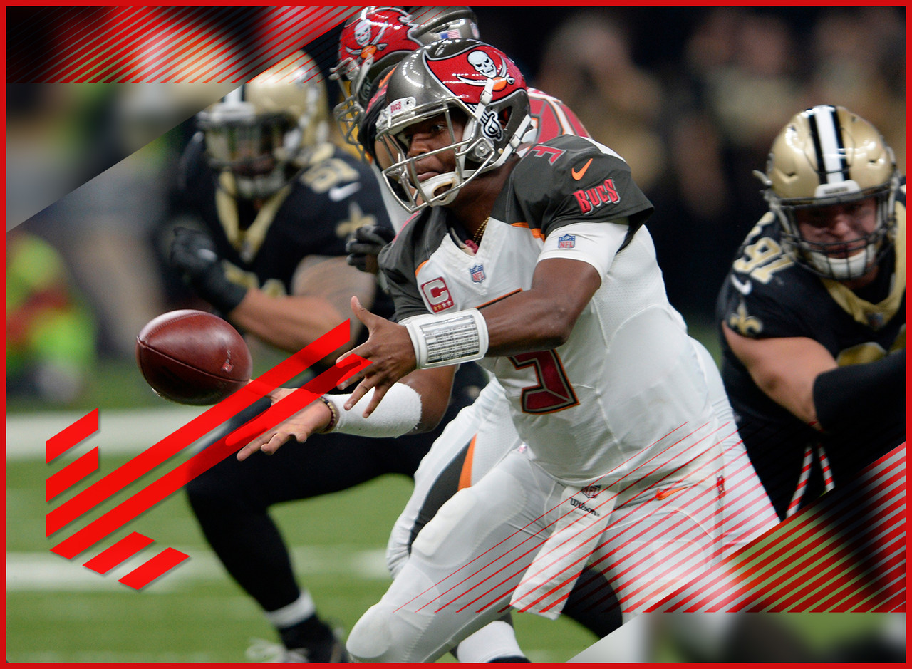 'Member a few weeks ago when Jameis was practicing and doing everything but throwing? I 'member. Turns out that shoulders are important for throwing footballs. In this case, Winston's shoulder isn't quite up to par so the Buccaneers have decided to shut him down for a couple of weeks. The good news is that Ryan Fitzpatrick knows what he's doing with a football in his hands, which shouldn't completely scuttle your plans should you decide to start any of your Tampa Bay skill players.