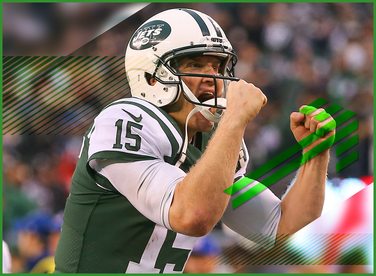 At this point in the season, I'm giving myself credit for motivating the Jets to do big things in fantasy football this year. Josh McCown has been chief among those overachievers (he's the QB7?!) heading into the fantasy playoffs. He's played so well that head coach Todd Bowles has named McCown the starter for the rest of the season. That means no more debate over whether we'll see Bryce Petty or Christian Hackenberg. It's a long overdue move. But better late than never.