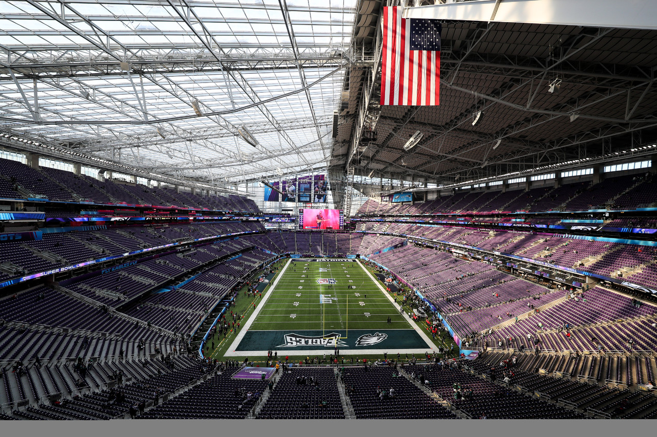 41e765cb8 A general view of U.S. Bank Stadium