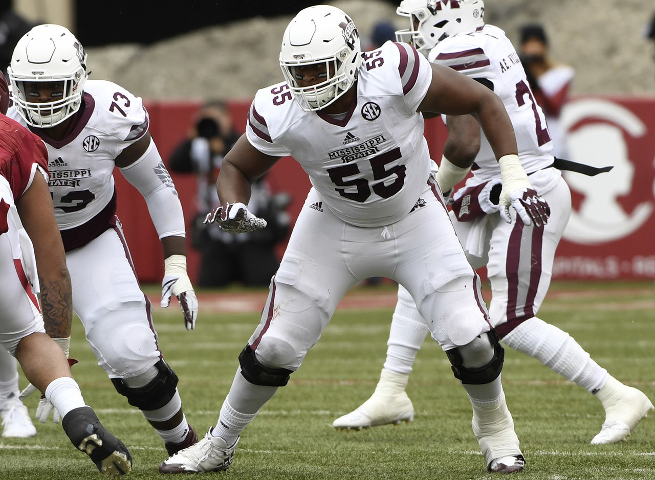 <b>Best team fits:</b> New York Giants, Philadelphia Eagles<br><br> <b>Analysis:</b> I don't know when Rankin will be drafted, but he probably won't go as high as he should. He's not flashy. However, if a team is looking for a solid, strong tackle who is difficult to beat, this guy is it. Rankin is quick enough to cut off rushers outside and adjust to inside moves. He also is willing to participate in the run game, often hitting two defenders on the way to clearing lanes. An all-around talent who brings his lunch pail to work, Rankin will be a safe choice at an important position.