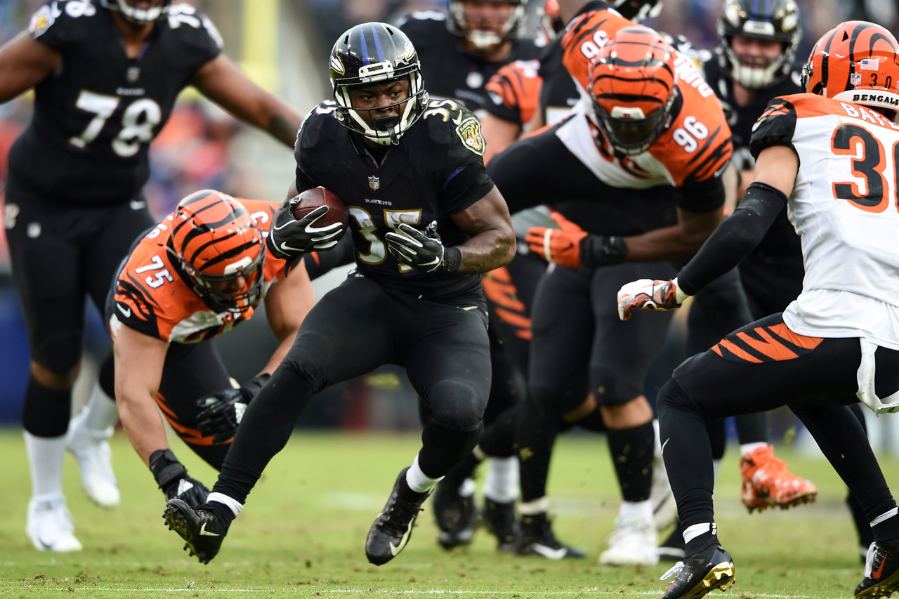 After registering just 15 carries all season, Gus Edwards came out of nowhere in Week 11. He usurped <i>both</i> Alex Collins and Buck Allen as an undrafted free agent and led Baltimore in snap rate (62 percent). Whereas Collins turned his seven carries into a paltry 18 yards, Edwards tagged 17/115/1 on the Bengals. Now, we have a bit of a fantasy quagmire approaching as the Ravens schedule really opens up. Baltimore gets Oakland, Atlanta and Kansas City in Weeks 12-14. The Raiders have allowed the seventh-most PPR points to backs this season while the Chiefs and Falcons are first and second in points allowed, respectively. Even if it's a hot-hand situation, Edwards is a top waiver target attached to the NFL's most run-heavy offense with Lamar Jackson under center. Baltimore went an other-worldly 74 percent run-heavy in Jackson's debut.