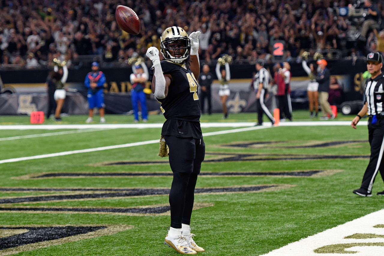 The departure of Mark Ingram will make Kamara even more valuable in fantasy leagues. In fact, he'll now be a top-three pick in most drafts. While the Saints did add Latavius Murray, he won't see the 15.9 touches per game that Ingram averaged over the last two seasons with the Saints.