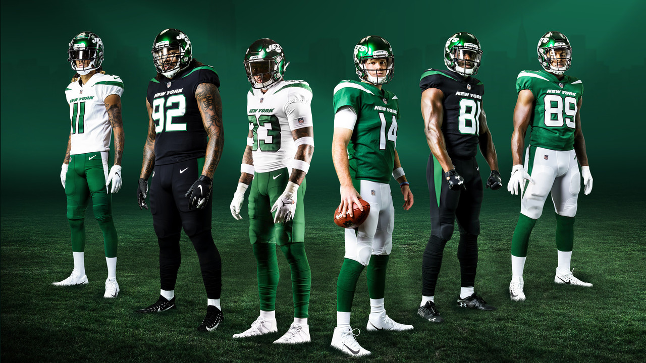 info for 52385 05469 New York Jets new uniforms revealed | NFL.com