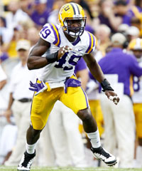 LSU defensive end Barkevious Mingo is one of the most disruptive forces in college football.