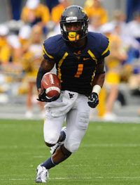 Tavon Austin has shown he can break open games with his play. (James Lang/US Presswire)