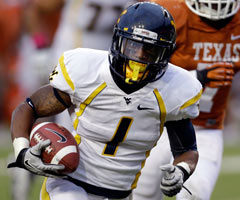 Tavon Austin displayed Percy Harvin-like skills on Saturday.