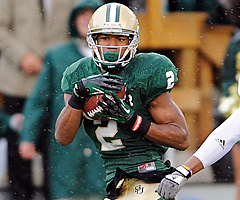 Terrance Williams has recorded double-digit catches in each of Baylor's past three games.