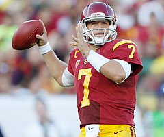 Some have questioned Matt Barkley's arm strength.