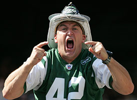 Fireman Ed Quits As New York Jets Unofficial Mascot