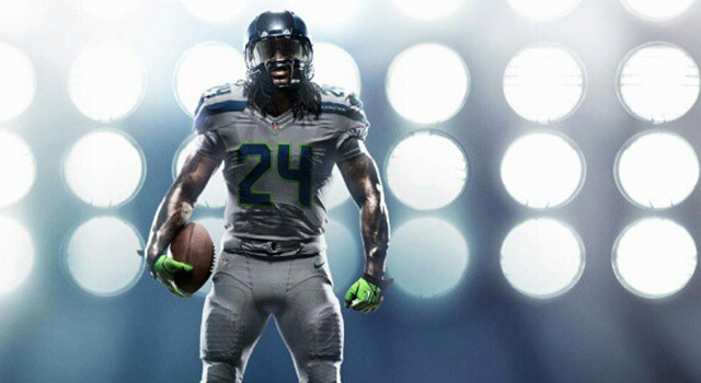 Seattle Seahawks to unleash Nike 'Wolf Grey' uniforms - NFL.com