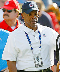 Carl Johnson will return to the field next year as the NFL's first full-time official.