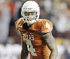 With an increased emphasis on versatile safeties in today's NFL, Texas' Kenny Vaccaro will be a hot commodity in April.
