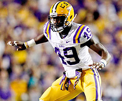 Barkevious Mingo's freakish athleticism and enticing versatility certainly haven't gone unnoticed by NFL scouts.