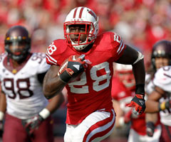Wisconsin's Montee Ball will get one more chance to show he's for real.