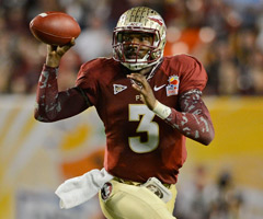 Florida State quarterback E.J. Manuel has all the tools to succeed in the NFL, but consistency is a major issue.