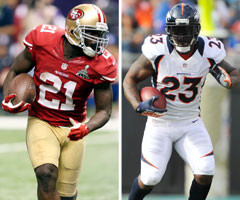 Frank Gore and Willis McGahee both overcame knee injuries in college and went on to have successful NFL careers.