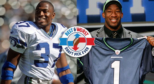 Seattle Seahawks  Best and worst draft picks  7fe44e6a6dc