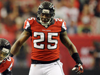 William Moore Falcons Falcons' William Moore...