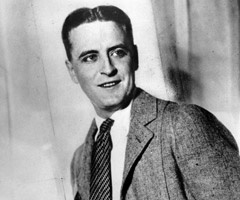 F Scott Fitzgerald Princeton 'The Great Gatsby' aut...