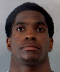 Titus Young mugshot from Sunday, May 5, 2013, courtesy Riverside County Sheriff's Department.