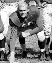 Bill Austin, a member of the New York Giants' 1956 championship team, died at his home in Las Vegas, the team announced Thursday. He was 84 years old.