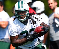 Chris Ivory will be the bell cow for the New York Jets, making him a prime sleeper candidate.