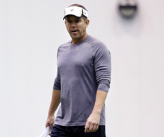 The changes to Sean Payton's physique have been a popular subject among Saints players during recent team activities.