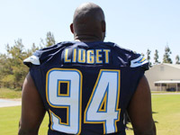 San Diego Chargers Announce Alterations To Uniforms Nfl Com