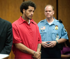 Carlos Ortiz, who was arrested in connection with the murder of Odin Lloyd, was transferred to Massachusetts  on Friday. (Mike Orazzi/Associated Press)