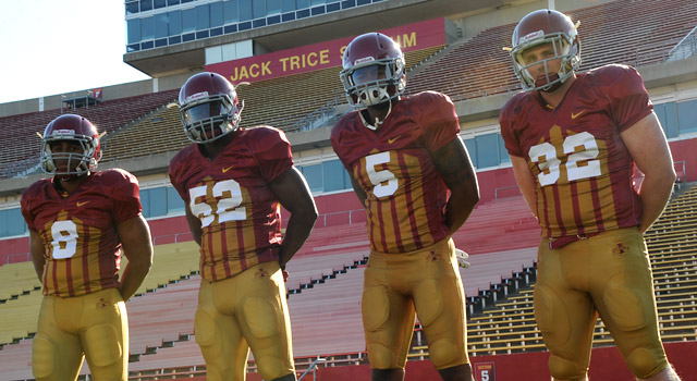 the best attitude 0c6bf 1b07f Iowa State will wear throwback jerseys to honor Jack Trice ...
