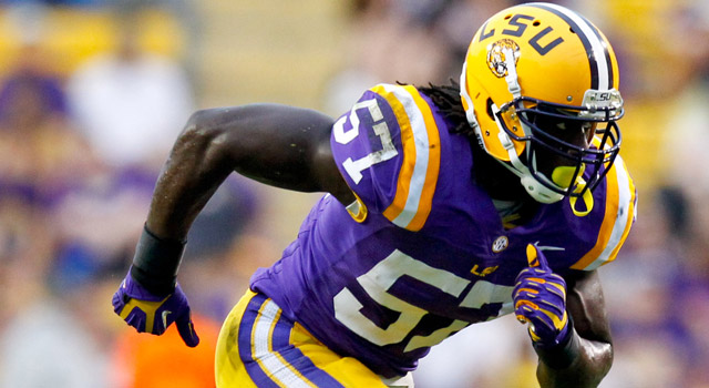 Lamin Barrow LSU linebacker Lamin Barrow may not be moved inside NFLcom