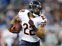 Mock draft: Steven Jackson, Matt Forte on the rise
