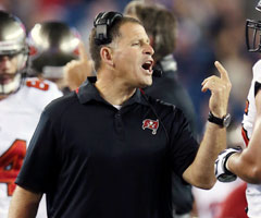 Greg Schiano has been known as a fiery competitor for most of his life.