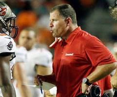 Schiano brings a storyteller's approach to his job.