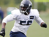 Cliff Avril has 'great chance' of debuting for Seahawks