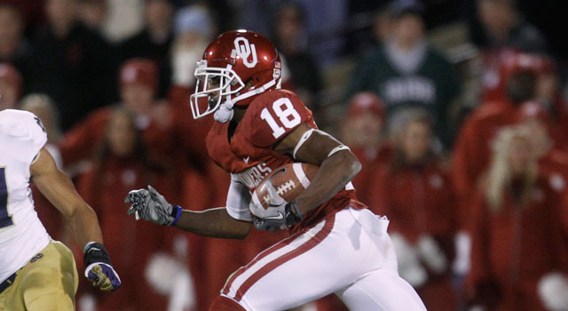 Oklahoma at Notre Dame is top Big 12 game of Week 5  365449d66