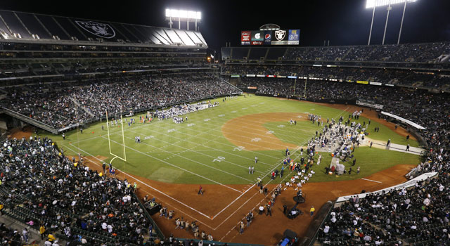Baseball Shifts Chargers Raiders Game To Sunday Night