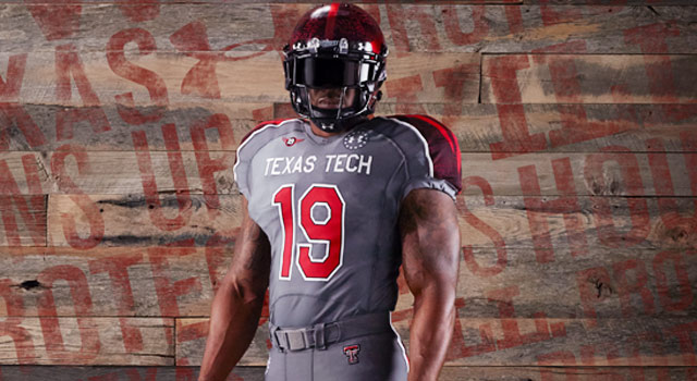 texas tech football jersey