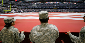 2013 Salute to Service. SEE PHOTOS. NFL players and ... e7dd106c6