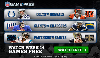 Get NFL Game Pass