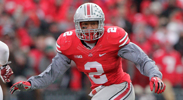 outlet store 4a7be a2b09 Report: OSU's Ryan Shazier to enter draft, Braxton Miller ...