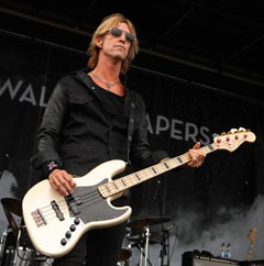 Duff McKagan will travel to Super Bowl XLVIII to watch his beloved Seattle Seahawks play.