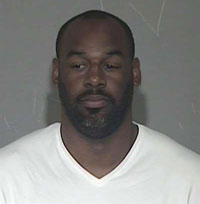 Donovan McNabb served a day in jail after a DUI charge (Maricopa County Sheriff's Office).