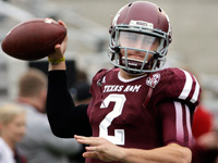 c4638ebd3 Johnny Manziel leads record 30 prospects attending 2014 draft - NFL.com