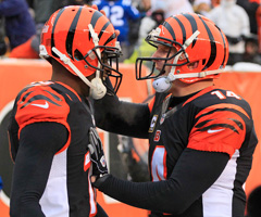 Andy Dalton and A.J. Green have been the second-most productive quarterback-receiver combo (3,705 yards) in the NFL since 2011.