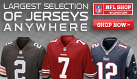 Jerseys - largest selection