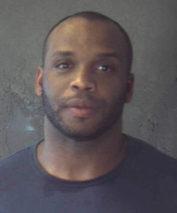 Arizona Cardinals linebacker John Abraham was arrested and charged with DUI on June 29 in DeKalb County, Georgia. (DeKalb County Sheriff's Office.)