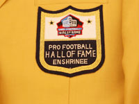 best service a49ce eafc1 Pro Football Hall of Fame's gold jacket stands as strong ...