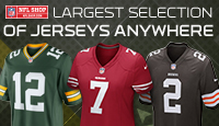 Largest selection of jerseys anywhere